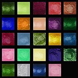 Luminarte Twinkling H20s Shimmering Watercolors Wild Wood Twenty Four Piece Mini Kit