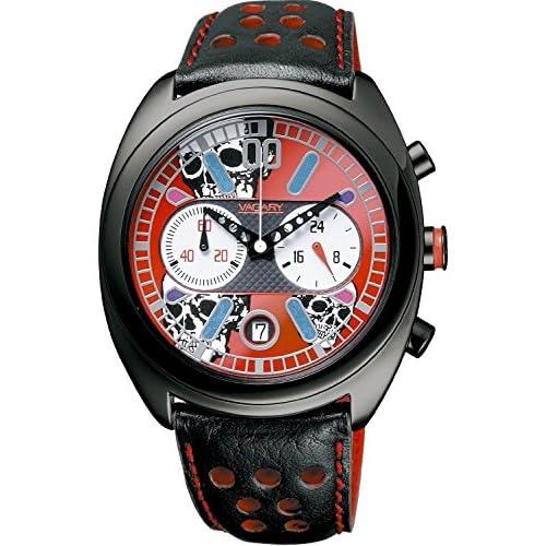 [バガリー] VAGARY 腕時計 クロノグラフ Mexican Carnival メキシカンカーニバル IV5-043-90 メンズ [並行輸入品]