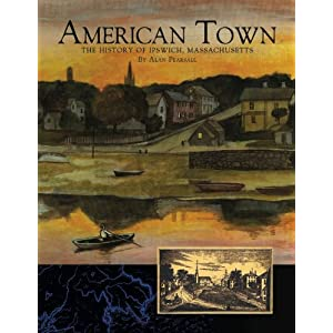 An American Town, Ipswich and the Riverwalk Mural by Alan Pearsall