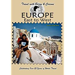 Travel with Barry & Corinne to Europe East to West