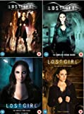 Lost Girl Complete TV Series DVD Collection [12 Discs] Box Set: Season 1, 2,3, 4 + Extras