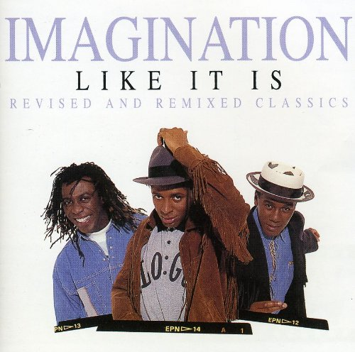 Imagination - Like It Is - Zortam Music