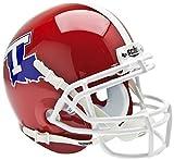 LOUISIANA TECH BULLDOGS NCAA Schutt XP Authentic MINI Football Helmet