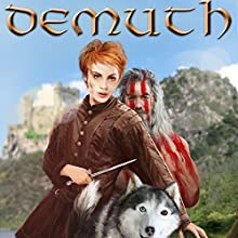 Demuth: The Journey of a Medieval Woman and Her Dog (       UNABRIDGED) by Edward Bristol Narrated by Chris Edland, Edward Bristol