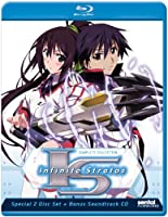 Infinite Stratos Complete Collection Blu-ray from Section 23