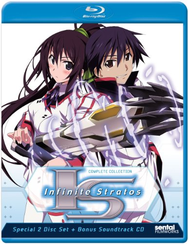 ISインフィニット・ストラトス コンプリートコレクション(北米輸入盤)