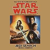 Star Wars: The Jedi Academy Trilogy, Volume 1: Jedi Search | [Kevin J. Anderson]