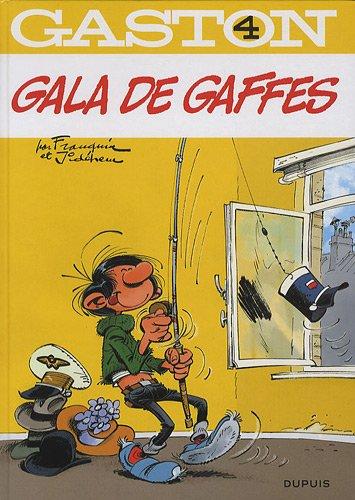 Gaston (4) : Gala de gaffes