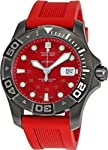 Victorinox Swiss Army Men's 241353 Dive Master Red Dial Watch by Victorinox Swiss Army