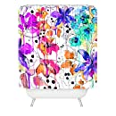 DENY Designs Holly Sharpe Lost in Botanica 1 Shower Curtain, 69 by 72-Inch