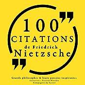 100 citations de Friedrich Nietzsche | Friedrich Nietzsche