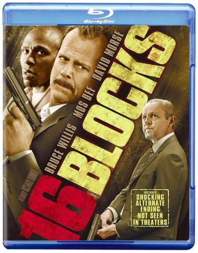 Blu-ray : 16 Blocks (AC-3, Widescreen, , Dubbed, Dolby)