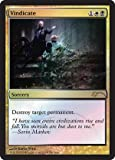Magic: the Gathering - Vindicate - Foil DCI Judge Promo (2013) - Judge Promos - Foil