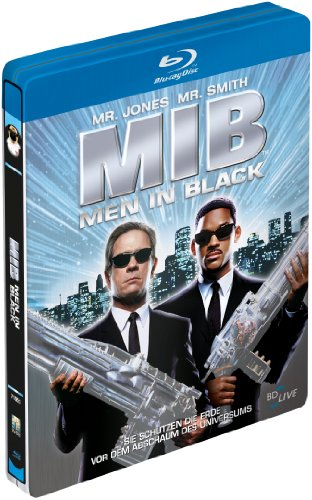MIB - Men in Black (Steelbook) [Blu-ray]