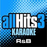 All Hits Karaoke: R&B Vol.3