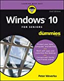 img - for Windows 10 For Seniors For Dummies (For Dummies (Computer/Tech)) book / textbook / text book