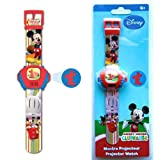 DISNEY MICKEY MOUSE CLUBHOUSE PROJECTOR WATCH