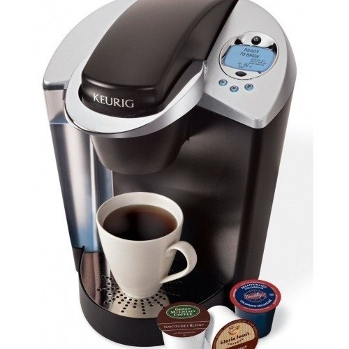 Single Cup Coffee Maker for That Flavored Coffee.