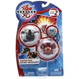 "Bakugan Battle Brawlers Season 2 Bakuneon Series, New Vestroia Starter Pack - "" NOT Randomly Picked"", Shown As In The Picture!(o) ~ Spin Master"