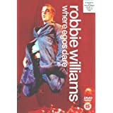 Robbie Williams : Where Egos Darepar Robbie Williams