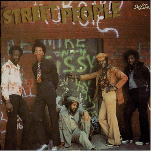 Street People - Greatest Hits