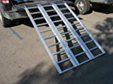 Super-Wide Tri-Fold Loading Ramp(RP-TRIFOLD-ALR6945B)