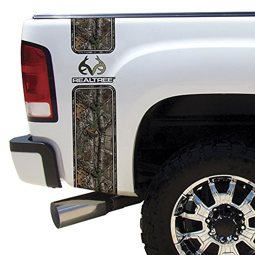 Camowraps (RT-BB-RL-XT) Xtra Camo Bed Band with Realtree Logo (Camo Truck Accessories compare prices)