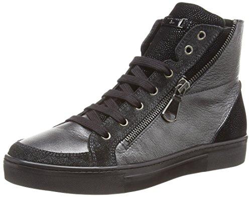 Tosca Blu LOFT, Sneaker alta donna, Grigio (Grau (C72)), 36