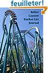 Roller Coaster Bucket List Journal