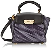 ZAC Zac Posen Eartha Mini Leather Top Handle Bag