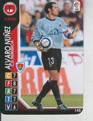 Derby Total 2004-2005: C.D.Numancia numero 01: Alvaro Nuñez