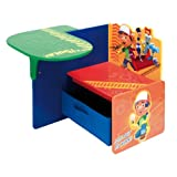 Handy Manny 2 in 1 kids Table & Chair