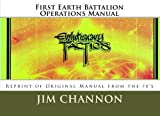img - for First Earth Battalion Operations Manual: Reprint of Original Manual from the 70's book / textbook / text book