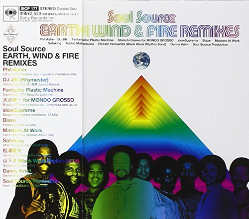 Earth Wind & Fire - Soul Source Earth Wind & Fire Remixes - Zortam Music