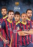 Official Barcelona 2014 Calendar (Calendars 2014)