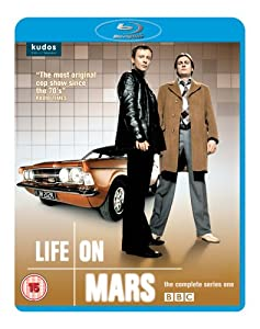 Life on Mars - BBC Series 1 (New Packaging) [Blu-ray]