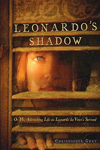 Christopher Grey - Leonardo's Shadow