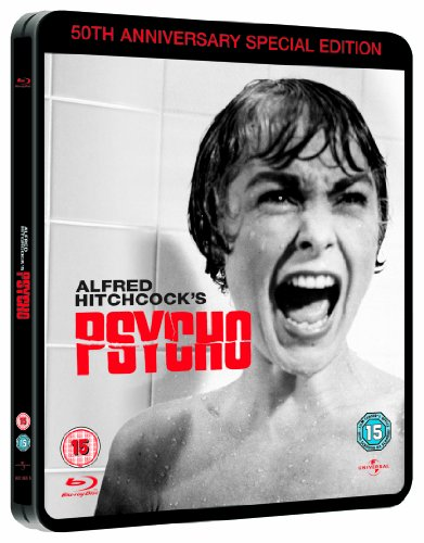 Psycho Limited Edition [Blu-ray] [UK Import]