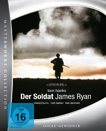 Der Soldat James Ryan - The Masterworks Collection [Blu-ray]