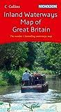 Collins Nicholson Inland Waterways Map of Great Britain (Collins/Nicholson Waterways Guides)
