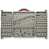 Crescent CTK140CMP Mechanics Tool Set, 140-Piece