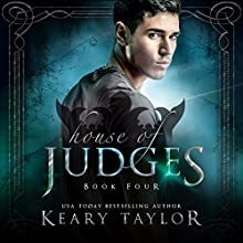 House of Judges: House of Royals, Volume 4 Audiobook by Keary Taylor Narrated by Melissa Sternenberg