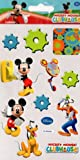 Disney 3D Mickey Mouse Club House Labels
