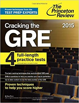 5 lb book of gre practice problems review