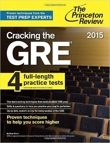 How to maximise the gre i.e. graduate record exam score?