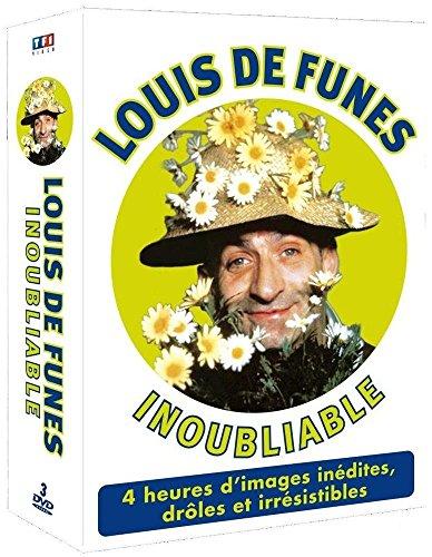 Coffret inoubliable louis de funes [Edizione: Francia]