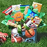 Sports Fan Gametime Snack Box
