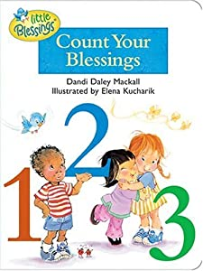 "Cover of ""Count Your Blessings (Little Bl..."