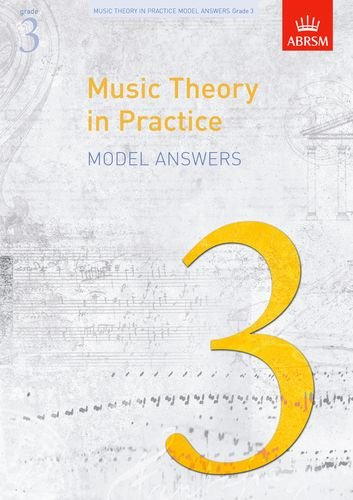 Music Theory in Practice Model Answers, Grade 3 (Music Theory in Practice (Abrsm)), Buch