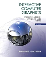 Interactive Computer Graphics, 6th Edition